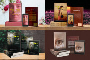 I wil design eye catching book or ebook cover 12 - kwork.com