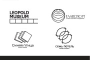 I will created a bright and minimal logo 7 - kwork.com
