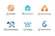 I will design a modern minimalist logo 4 - kwork.com