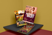 I will design a professional flyer poster 13 - kwork.com