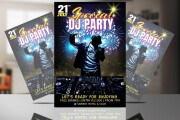 I will design a professional flyer in 6 hour 4 - kwork.com