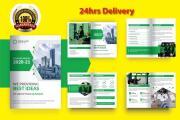 I will design professional brochure design 11 - kwork.com