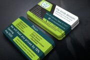 I will make design a beautiful and unique business card and logo 5 - kwork.com