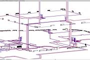 BIM engineering systems modeling in Autodesk Revit 11 - kwork.com