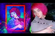 Psy Art Portrait 8 - kwork.com