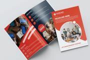 I will design professional brochure design 12 - kwork.com
