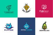 I will design a clean minimalist and modern business logo design 4 - kwork.com