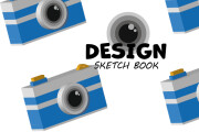 Can make a high-quality web banner in a minimalistic style 5 - kwork.com