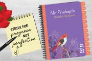 Design creative planners or journal or calendar 8 - kwork.com