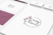 I will create unique Hand Drawn logo designs 20 - kwork.com