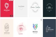 I will design a stylish minimalist logo in 24 hrs 6 - kwork.com