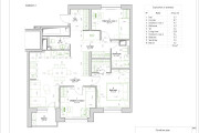 Apartment plan ideas. Planning solution for an apartment or house 8 - kwork.com