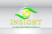 I will do a creative premium professional logo with free 3D Mockup 21 - kwork.com