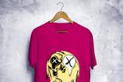 T shirt design 11 - kwork.com