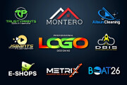 I will design professional business logo with copyrights 4 - kwork.com