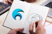 Logo design in several versions 6 - kwork.com