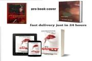 I will Do Book Cover Design, Book Cover Design, Ebook Cover 10 - kwork.com