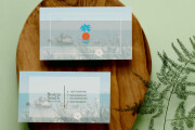 I will design professional stationery items business card letterhead 16 - kwork.com
