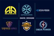 I will design modern versatile minimalist business trendy logo 7 - kwork.com