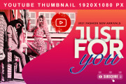 I will design attractive professional youtube thumbnail In 24 Hours 8 - kwork.com