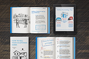 Design AND layout OF THE BOOK 5 - kwork.com