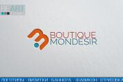 I will create a modern logo, favicon for free 9 - kwork.com