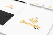 I will create unique Hand Drawn logo designs 12 - kwork.com