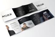 I will design a professional quality flyer 14 - kwork.com