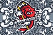 Make a Mascot eSport Team Logo 7 - kwork.com