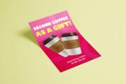 Flyer design 6 - kwork.com
