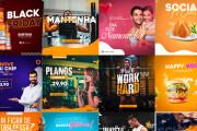 I Will design Instagram Post and Instagram Stories 6 - kwork.com