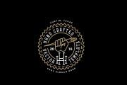 I Will Amazing Vintage Logo Design 10 - kwork.com