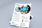 I will design flyers for your business, event, and party 12 - kwork.com