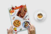 Menu design for your restaurant or cafe or bar 4 - kwork.com