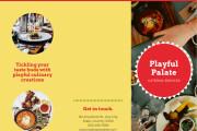 Design professional flyer, brochure 11 - kwork.com