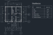 Digitizing drawings, projects, scans and diagrams in AutoCAD 4 - kwork.com