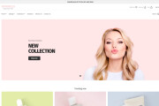 Shopify templates and themes 9 - kwork.com