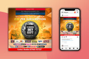 I will design professional social media banners or creative ads 6 - kwork.com