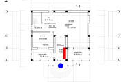 Digitizing drawings, projects, scans and diagrams in AutoCAD 5 - kwork.com