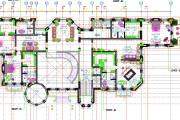 Outstanding autocad Draw Floor plan Redraw 5 - kwork.com