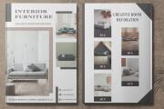 Professionally design  Flyers 4 - kwork.com