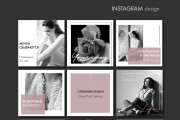 Instagram visual concept 10 - kwork.com