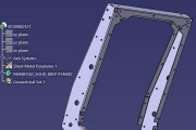 Making flats in dxf from 3D or drawings 6 - kwork.com