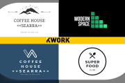 I will create a logo for your company, organization 5 - kwork.com