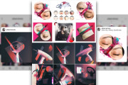 I will create your instagram style or instagram brand 4 - kwork.com
