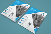 I will design a creative flyer and leaflet within 8 hours 5 - kwork.com