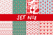 Sell Seamless Patterns Sets 14 - kwork.com