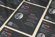 I will design a creative flyer and leaflet within 8 hours 6 - kwork.com