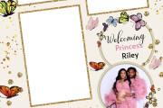 I will design 4 custom photobooth templates with your choice theme 17 - kwork.com