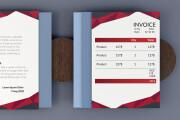 I will design order form, invoice, price list, or rate list 6 - kwork.com